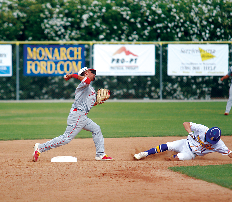 Monarchs strike out of post season against Tribe