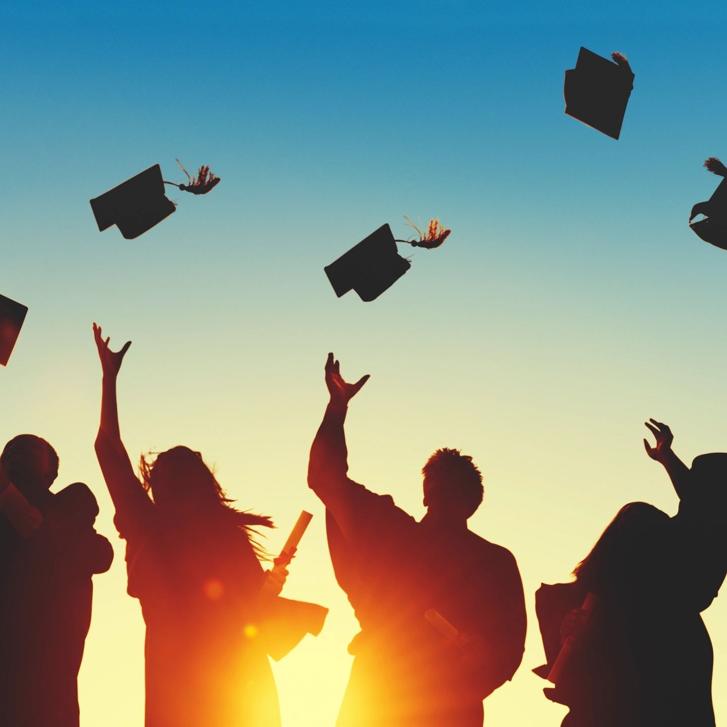 Area Graduation Ceremonies Schedule