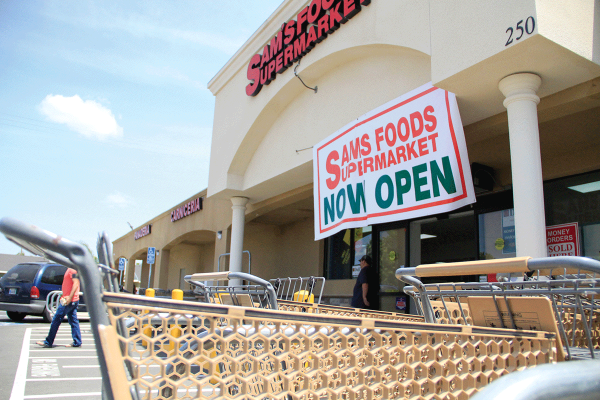 New grocer is marked improvement for Farmersville