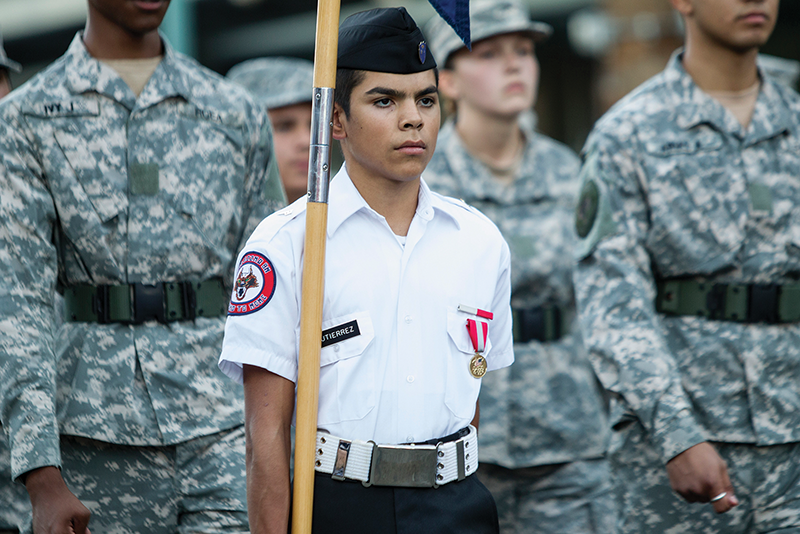 Visalia Unified holds informational meeting about Calif. Cadet Corps pathway beginning this fall