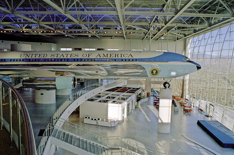 Tulare Museum offers bus trip to Reagan Library