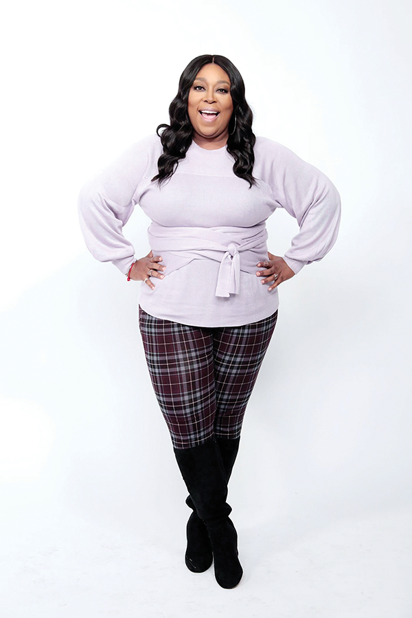 Comedienne Loni Love comes to Visalia fresh off her Daytime Emmy win for her talk show The Real