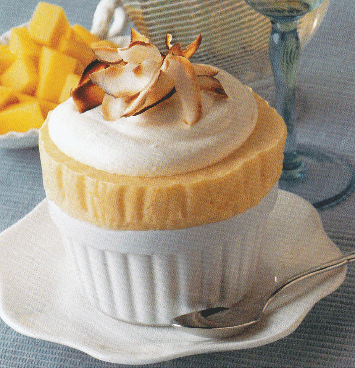 Surprise Mom with a special soufflé