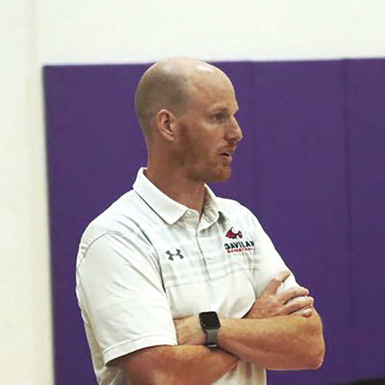 Dallas Jensen becomes the 15th coach in the 92-year history of the COS Giants' basketball program